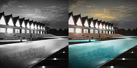 Tandem architecture et urbanisme nord pas de calais for Construction piscine valenciennes