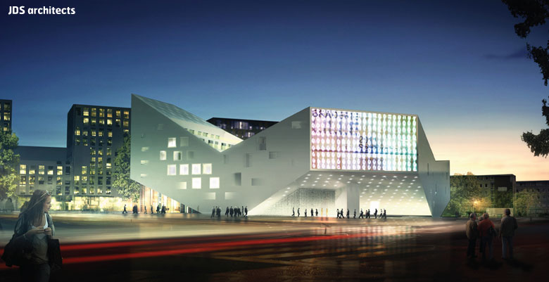 Auberge de jeunesse lille tandem architecture et urbanisme
