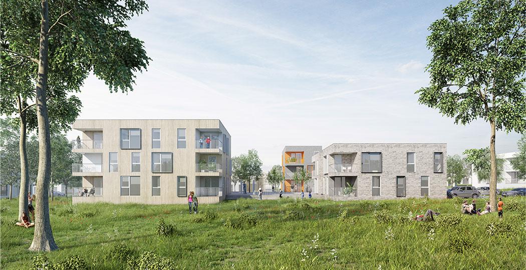 tandem architecture et urbanisme nord pas de calais rang du fliers