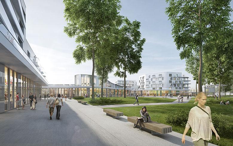 Dunkerque Tandem Architecture Et Urbanisme Nord Pas De Calais