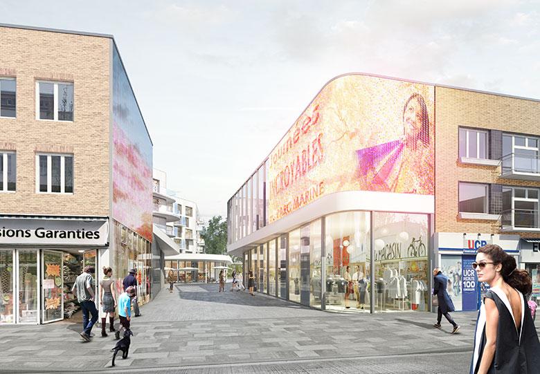 Tandem Architecture Et Urbanisme Nord Pas De Calais Dunkerque