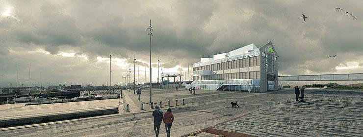 Tandem Architecture Et Urbanisme Nord Pas De Calais Frac Dunkerque