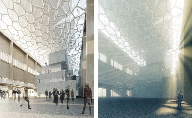 Frac Dunkerque Tandem Architecture Et Urbanisme Nord Pas De